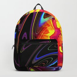 Atrium Abstract - Perfection - Akt 22 Backpack