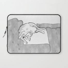 Sun Cat Laptop Sleeve