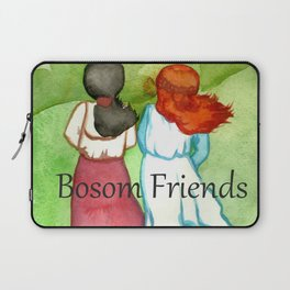 Bosom Friends Anne oF Green Gables Laptop Sleeve