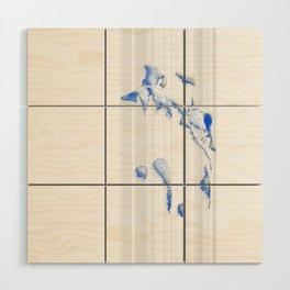 Sensual Dance /2 Danse Sensuelle Wood Wall Art