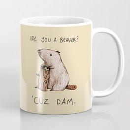 Dam Coffee Mug