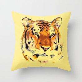 My Tiger Throw Pillow
