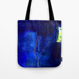 Into The Blue No.3a by Kathy Morton Stanion Tote Bag