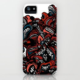 The chattering class  -alt iPhone Case