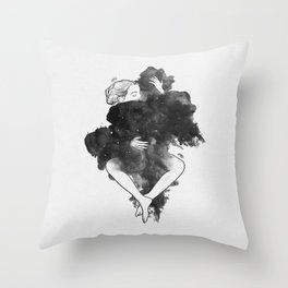 You are my inspiration. Throw Pillow