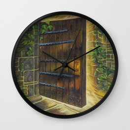 A New Dawn Wall Clock