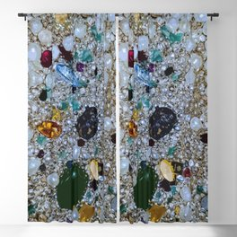 Jeweled Blackout Curtain