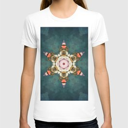 butterfly Medallion T-shirt