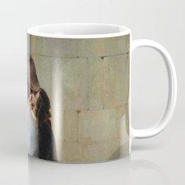 The Kiss Coffee Mug