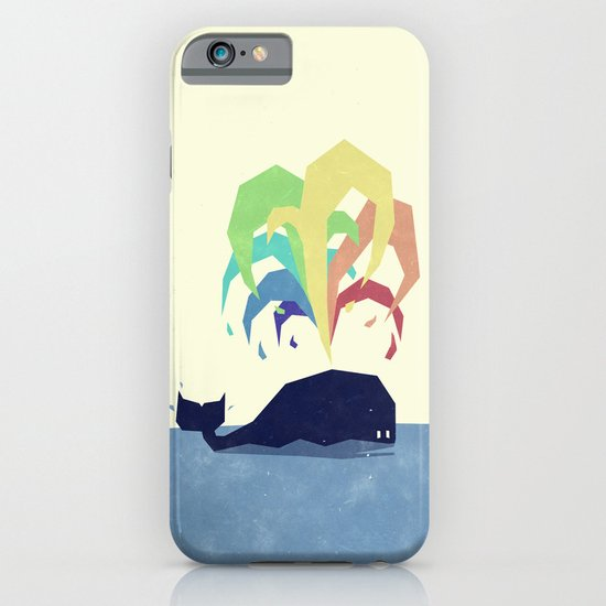 Rainbow Warrior iPhone & iPod Case
