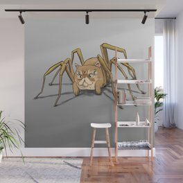 Figaro the Cat-Spider Wall Mural