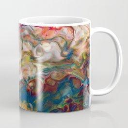Multicolor Clouds Lava Flow Coffee Mug