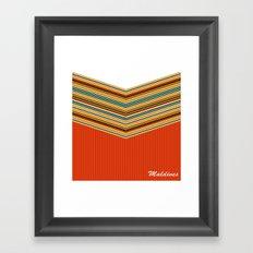 libaas Framed Art Print