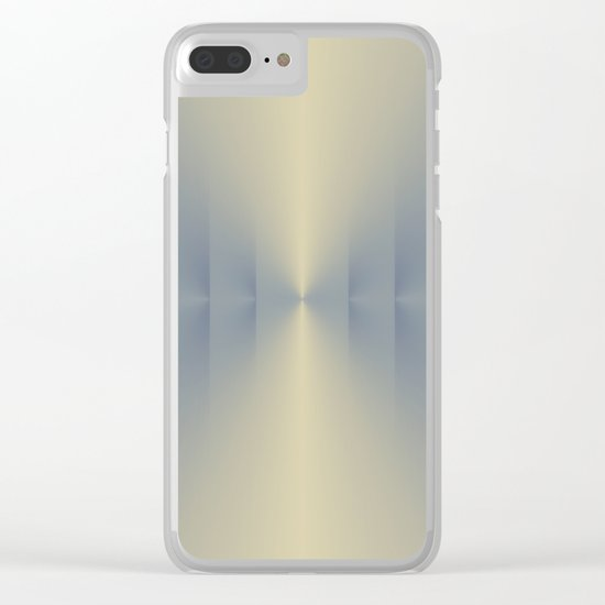 Alien To Me Clear iPhone Case