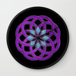 Flower Supreme Wall Clock