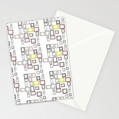 Art, Art Everywhere, but Not A Frame To Fill. Stationery Cards
