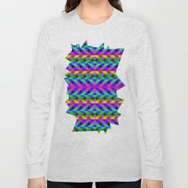 Rainbow Scaffolding Long Sleeve T-shirt