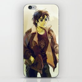 darling nico iPhone Skin