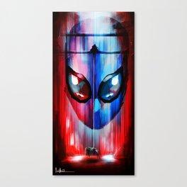 Spider-Man - Gwen Stacey's Death Canvas Print