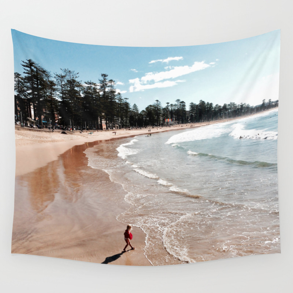 Wild Abandon Wall Tapestry by Galeswitzer TPS6576055