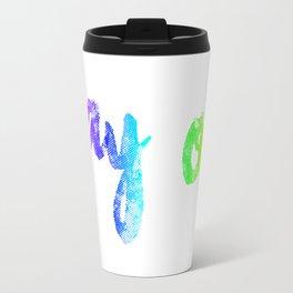 gay ok ::: variant Travel Mug