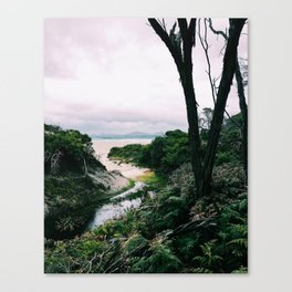 Squeaky Beach, Wilsons Promontory National Park, Victoria, Australia Canvas Print