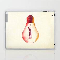 Idea Begins Laptop & iPad Skin