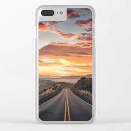 Until We Meet the Sky Clear iPhone Case