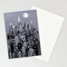 Nightbears Stationery Cards
