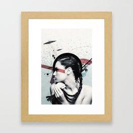 Echoes ... Framed Art Print