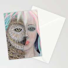 blind spot Stationery Cards