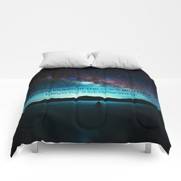 Live Differently Comforters