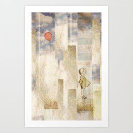 Take Flight Art Print