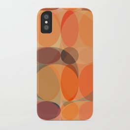 Faded Lights iPhone Case