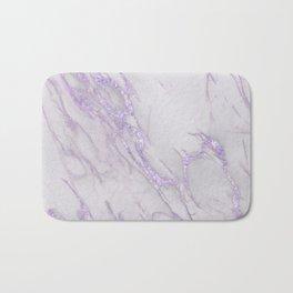 Ultra Violet Marble Bath Mat