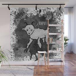 Mon Mouton Wall Mural