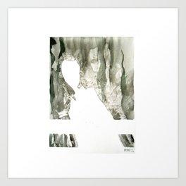 window 1 Art Print