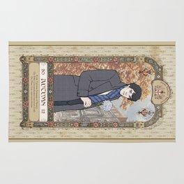 Sherlock Victorian Language of Flowers - Autumn Rug