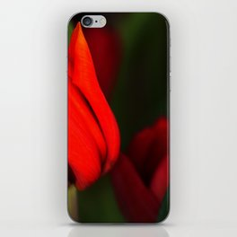 Tulips for mother iPhone Skin