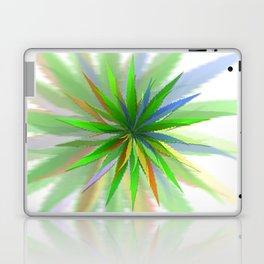 leaves of grass Laptop & iPad Skin