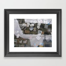 Russian Collection Framed Art Print