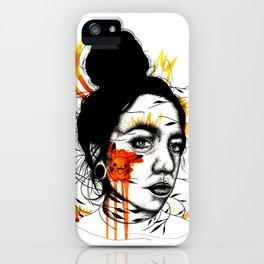Icon iPhone Case