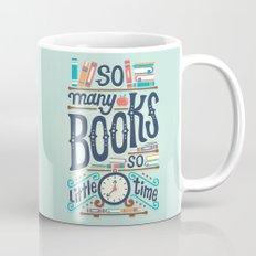 So many books so little time Mug