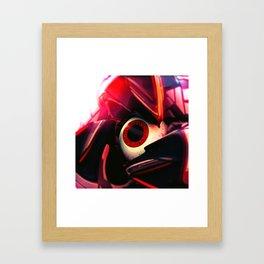 Jun 18 - IRIS Framed Art Print
