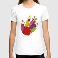 dexter T-shirts featuring DEXTER by Gianluca Floris