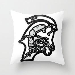 HIdeo Kojima logo new sam porter lou death stranding skull Throw Pillow