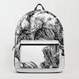 rain down Backpack