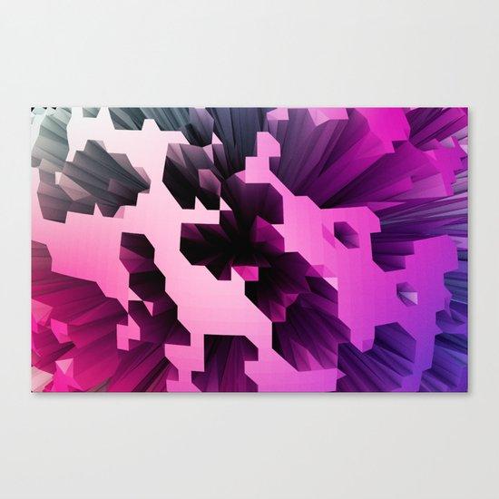 Vulcano Canvas Print