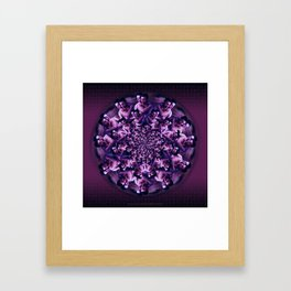 Blossom Two (The Freedom to Love Freely) Framed Art Print