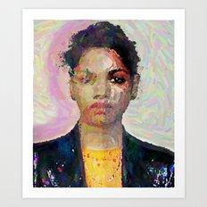 M.I.A Art Print